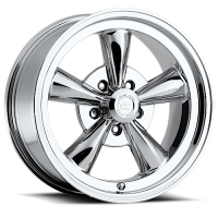 Vision American Muscle 141H5761C6 15X7 5-4.75 CHR LEGEND 5 VISION