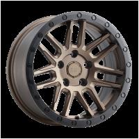 Black Rhino 1570ACH155100Z56 BLACH 15X7 5X100 M-BRNZ-BLK-LP 15MM