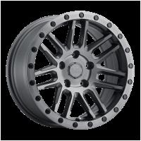 Black Rhino 1570ACH155114G76 BLACH 15X7 5X4.5 M-BRSH-GNMTL 15MM