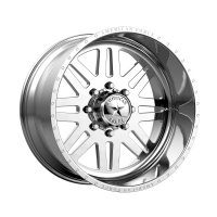 American Force AFTC09D22-1-21 AW09 20X9 8X6.5 POLISHED 00MM