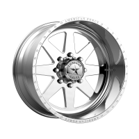 American Force AFTC11D22-1-21 AW11 20X9 8X6.5 POLISHED 00MM