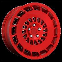 Rotiform 1PC R108198543+45 R108 19X8.5 5X112 GL-RED 45MM
